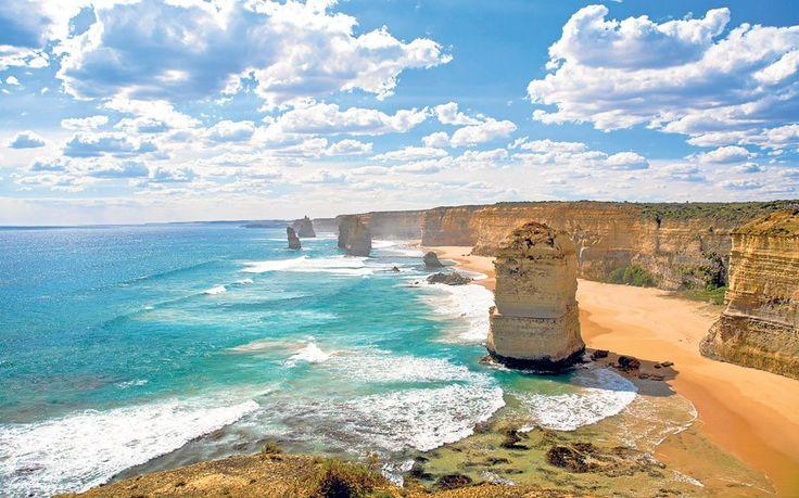 Driving Australia's Great Ocean Road - Telegraph