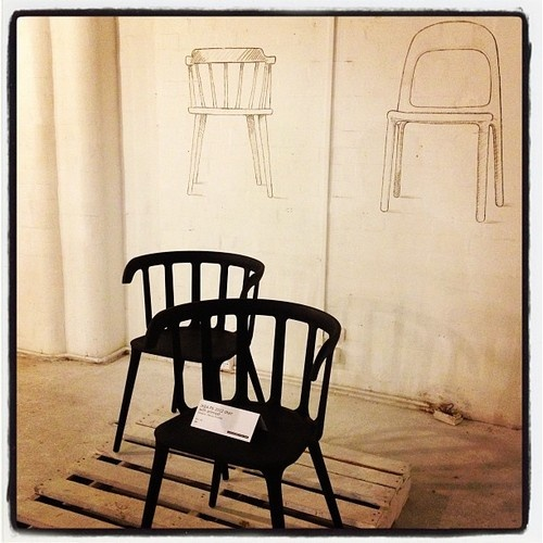 @ikea PS Chair in black… via glen proebstel