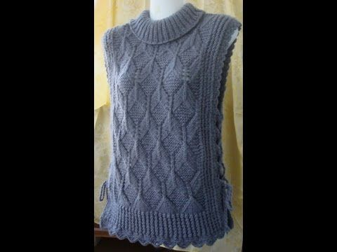 Knit crochet and knitting needles - poncho, vest .... Discussion on LiveInternet - Russian Service Online Diaries