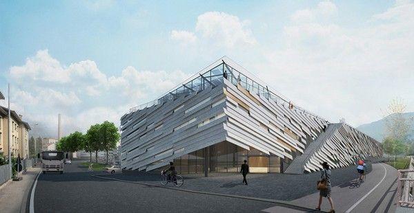 Progetto Manifattura – Green innovation factory, новая жизнь старого завода в Италии. Источник фото: Kengo Kuma and Associates