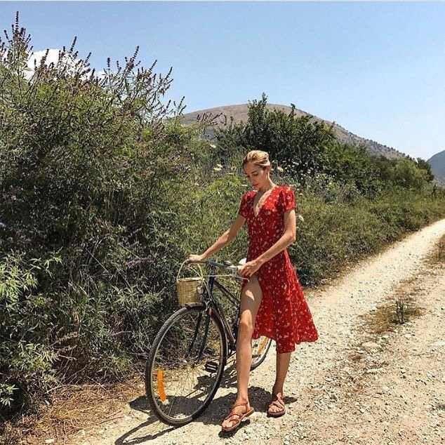 mediterranean summers fashion inspiration album – Jamie