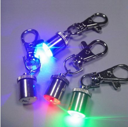 Dog Collar Keychain Safety Flashing LED Light – PawzOutlet