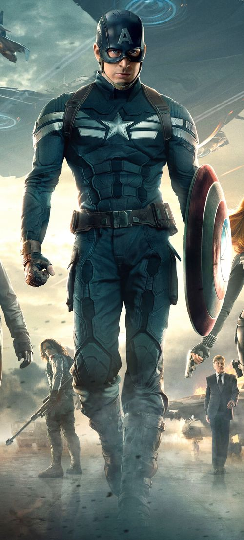 The Evolution of Captain America's Uniform - S.H.I.E.L.D. Stealth Uniform — GeekTyrant