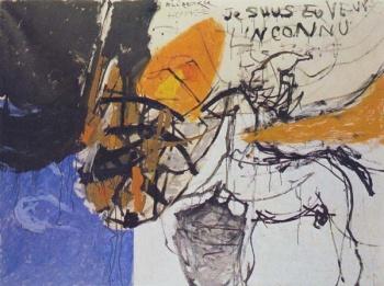 Artist Roger Hilton @ Jonatthon Clark & Co http://jonathanclarkfineart.com/art/main.php?g2_itemId=5341