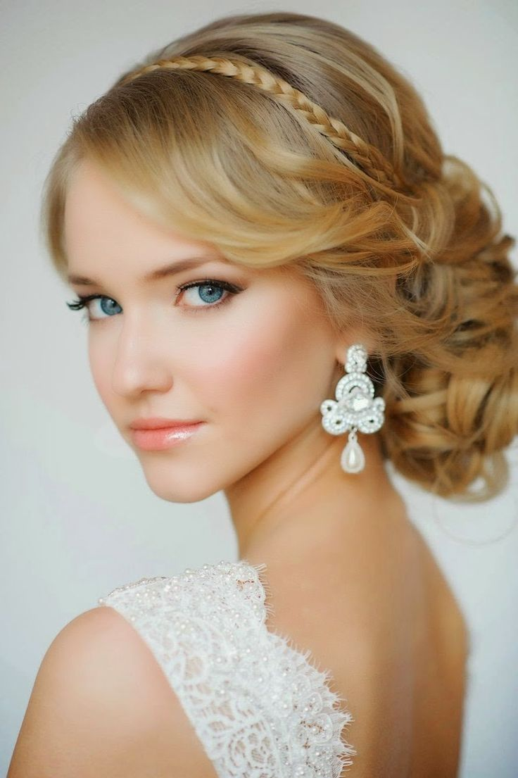 1000 Ideas About Coiffure Mariage 2015 On Pinterest Bride