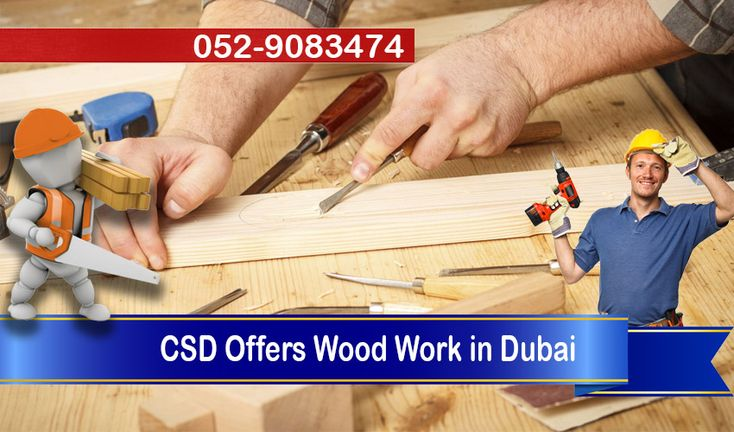 We offer Best Wood work in your Area, CSD Carpentry Services serve Best Wood Word Dubai, Partition Making, Furniture Assembly, Doors Lock Handle Hinges Fix