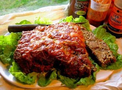 Meat Loaf Pressure Cooker Recipe - Fast Classic Meat Loaf (Pressure ...