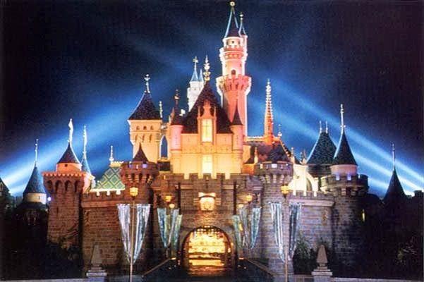 50 Most Popular Tourist Attractions In The World: Disneyland Park, Anaheim, CA, USA