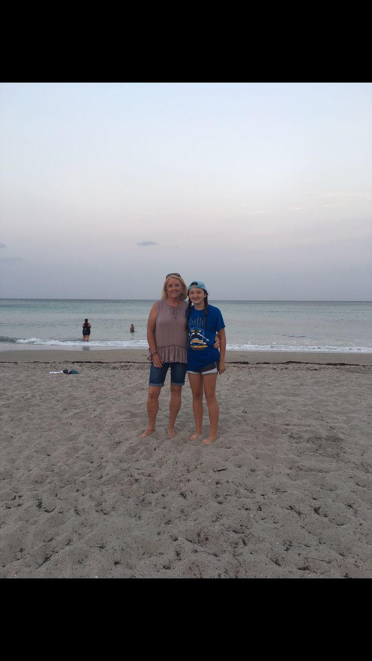 Sandy & Chloe Hollywood Beach FL 2017