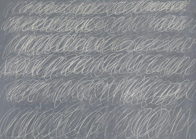 «Без названия (Нью-Йорк)», Сай Твомбли $70,5 млн