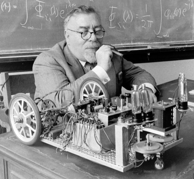 How Norbert Wiener invented cybernetics and Brian Eno