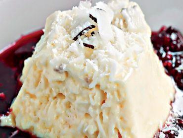 Receita de Bolo gelado e embrulhado - Todo Saboroso