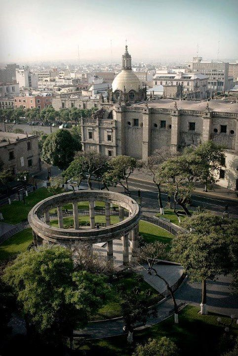 Beautiful Guadalajara, México #mexico #guadalajara