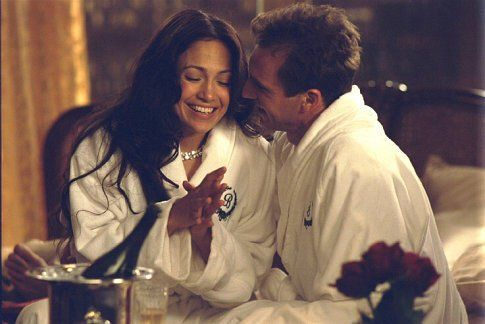 Maid in Manhattan *** (2002, Jennifer Lopez, Ralph Fiennes ... too bad this scene was not in the movie