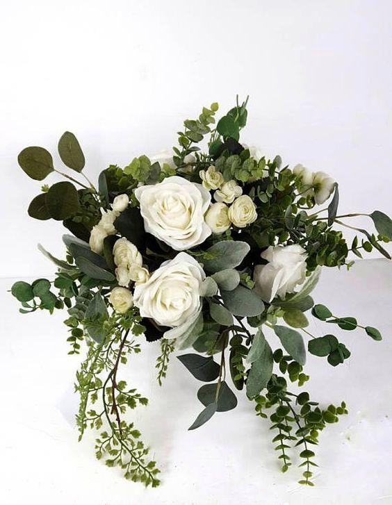Bride Bouquet Lavender Ideas