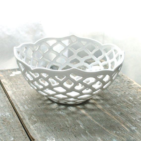 Decorative Ceramic Bowl 57 Best Ceramic Cutted  Tagliata Images On Pinterest  Ceramic