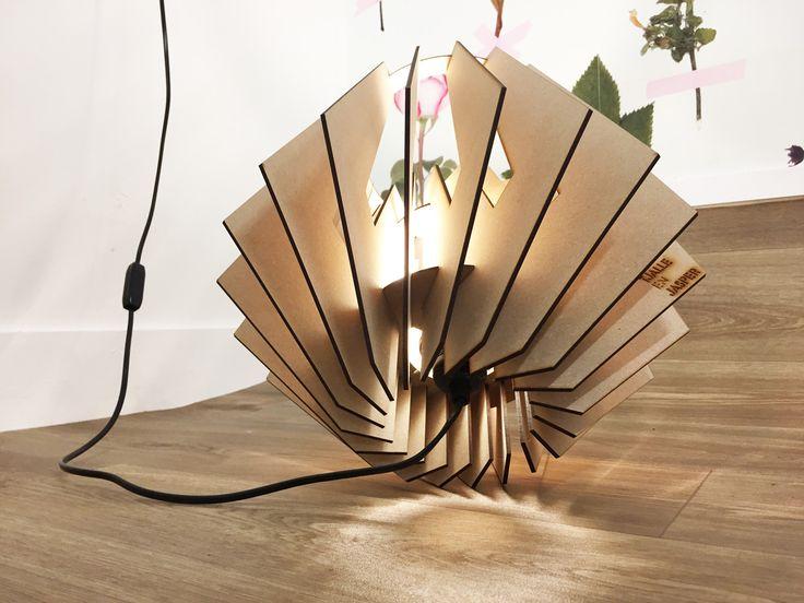 De grote spot-nik lamp van http://van-tjalle-en-jasper.nl/