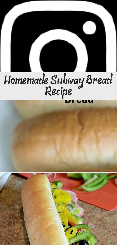 Homemade Subway Bread Blueberrybread Chocolatebread