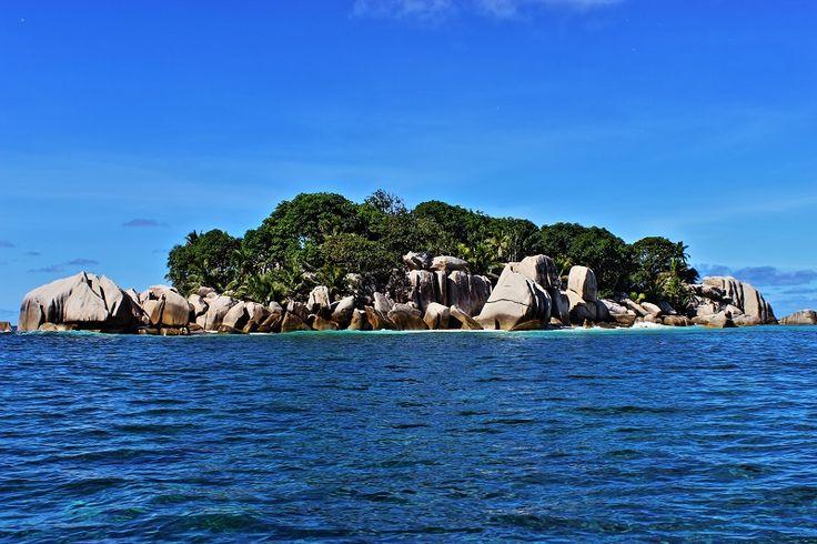 Pieczątki w paszporcie: Seszele - Coco Island - maj 2014
