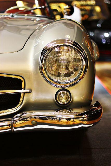 Vintage Mercedes-Benz