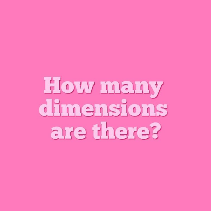 "What are your thoughts? We're interested! - I find: It Depends of your ""perception"" of dimensions.. Ethereal  - Planetary  - Physical  - Time and space - even: elemental .. It has causes and effects that can only be expressed in areas like physics,..."