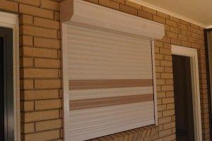 Glen Osmond - replacement shutter