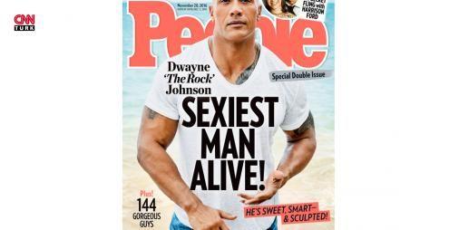 Yaşayan en seksi erkek Dwayne Johnson  : ABD merkezli People dergisi ünlü aktör Dwayne Johnsonı 2016 yılının yaşayan en seksi erkeği olarak seçti.  http://www.haberdex.com/tekno/-Yasayan-en-seksi-erkek-Dwayne-Johnson-/84652?kaynak=feeds #Teknoloji   #Johnson #Dwayne #seksi #2016 #ayan