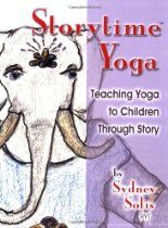 Great reviews for another #toddler #yoga option. Storytime Yoga by Sydney Solis