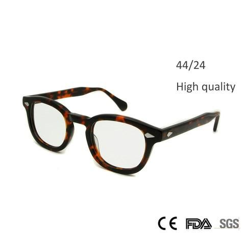 2d8c1ec032 New High Quality Johnny Depp Glasses Fashion Style Round Retro Vintage  Glassesmodlilj