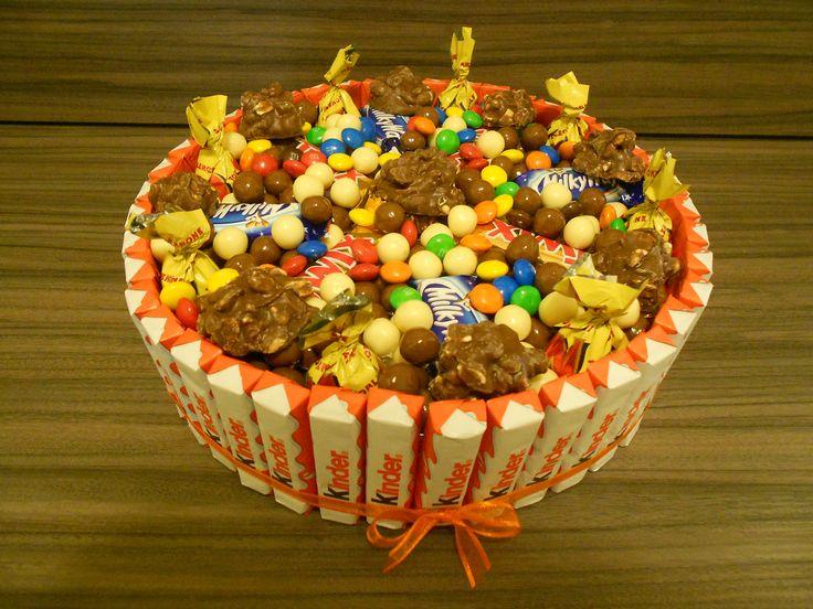 Heerlijke chocolade