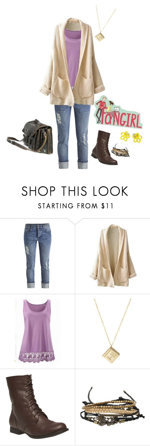 """""""Cath Avery 1.0 {Fangirl}"""" by sarah-natalie ❤ liked on Polyvore featuring Once Upon a Time, Wet Seal, Disney and Marc by Marc Jacobs"""