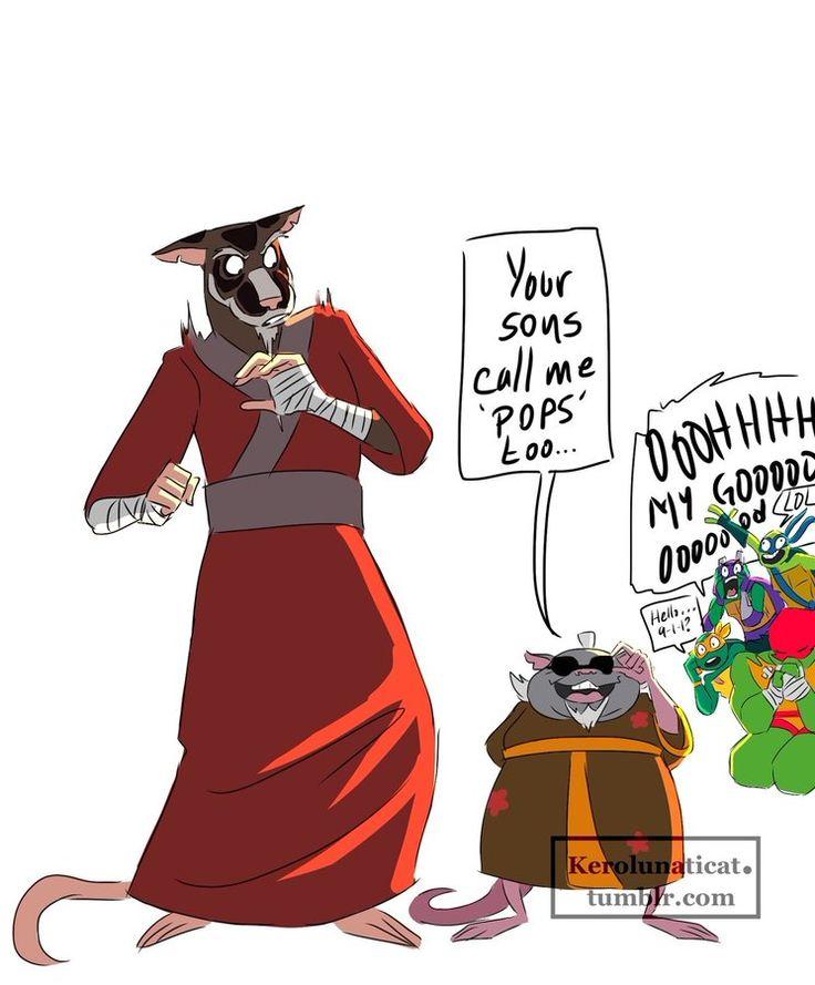 """Kerolunaticat On Twitter: """"Rat-Dad BATTLE! #kerolunaticat"""