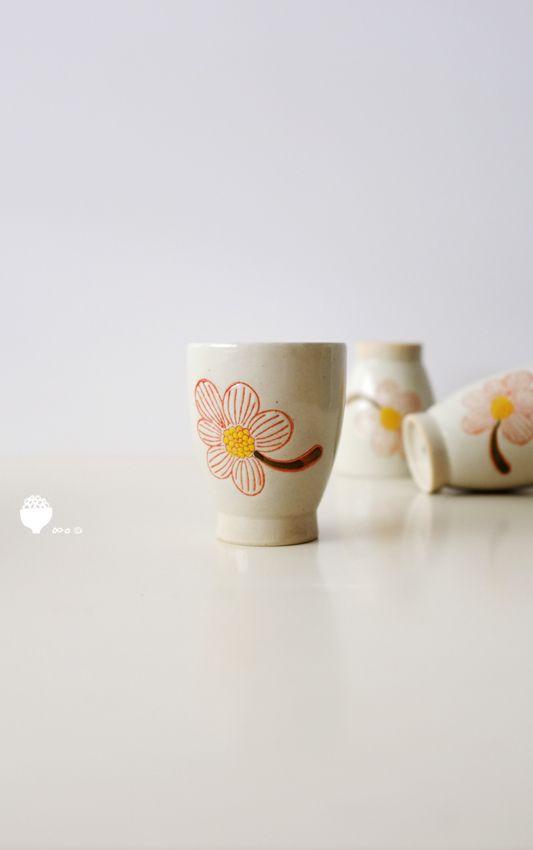 ⎨限量⎬朵朵杯 / CP09 / 8.5 x7.5∅ / $320.ea