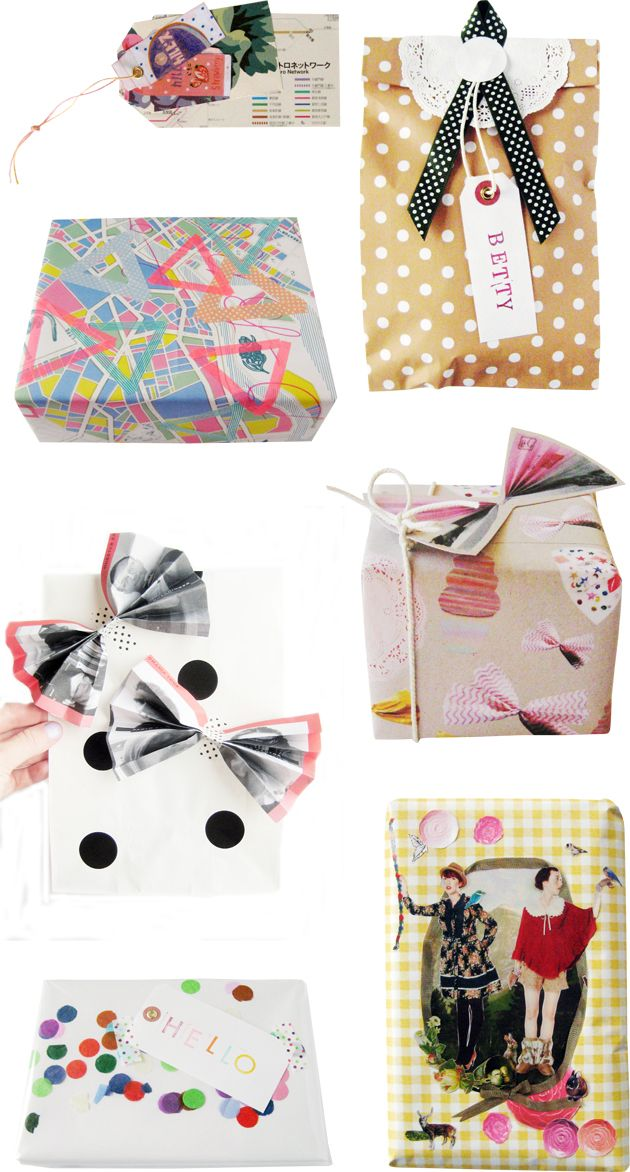 Hello Sandwich wrapping ideas, these are too cute!