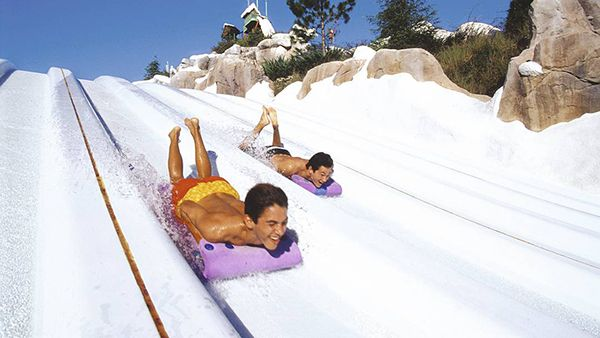 Disney's Blizzard Beach, Florida