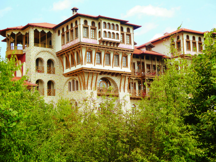 Osios Nikodimos Monastery - Kilkis Regional Unit - Greece