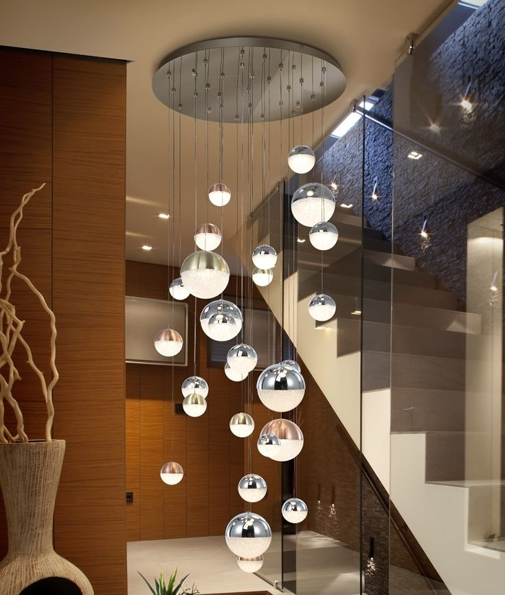 28 Best Atrium Amp Stairwell Lights Images On Pinterest