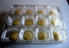 Récap des recettes pour multidélices -