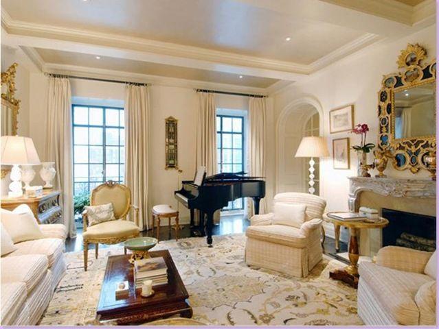Room Arrangement Idea Baby Grand Piano Pinterest