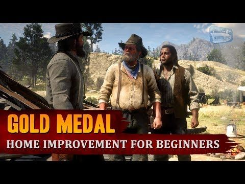 Awesome Red Dead Redemption 2 Mission 98 Home Improvement For