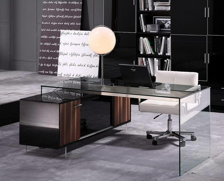 Amazing ... Office Desk   A Strong Work Ethic Does Not Have To Equal An Imposing  Old School Desku2014keep Your Office Up To Date With VIG Furnitureu0027s Modrest  Alaska .