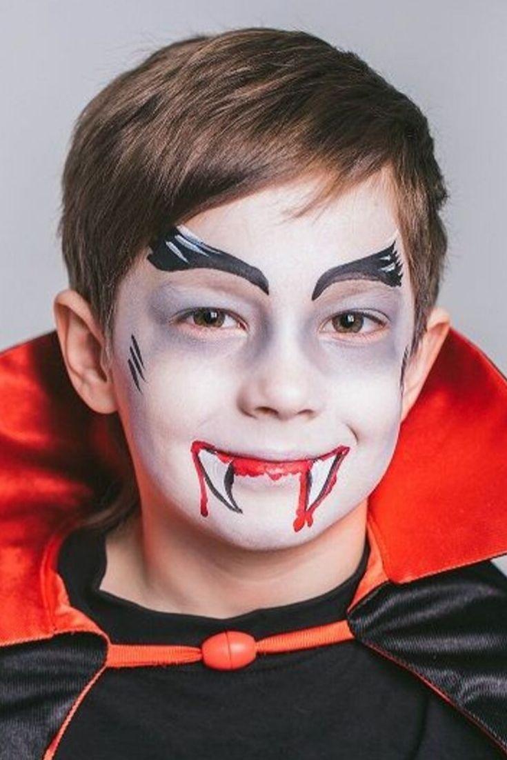 Dracula Lasst Grussen Kinderschminken Leicht Gemacht Vampir