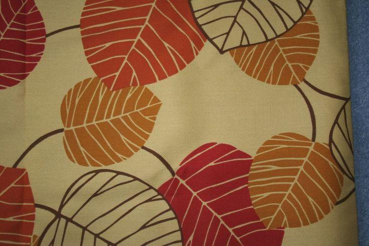 Leaves Tropical Upholstery Fabric 4 yds P Kaufmann Outdoor Designs Heavyweight #PKaufmann