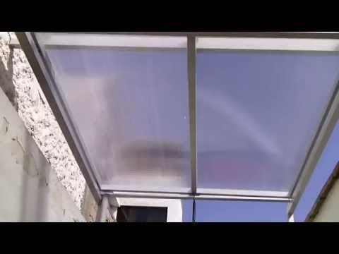 techos de policarbonato  corredizos  lima (01)  7238147 corp. alvarado - YouTube
