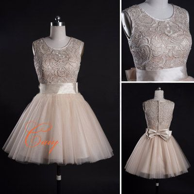 Prom dress lace quilt