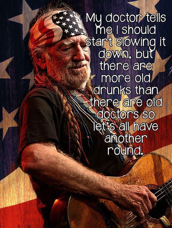10 amazing Willie Nelson quotes in honor of 420 (10 photos)