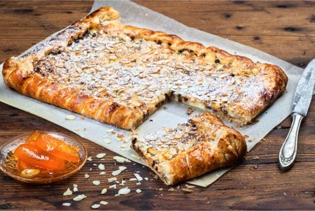Μυζηθρόπιτα Μακεδονίας με γλυκό του κουταλιού-featured_image
