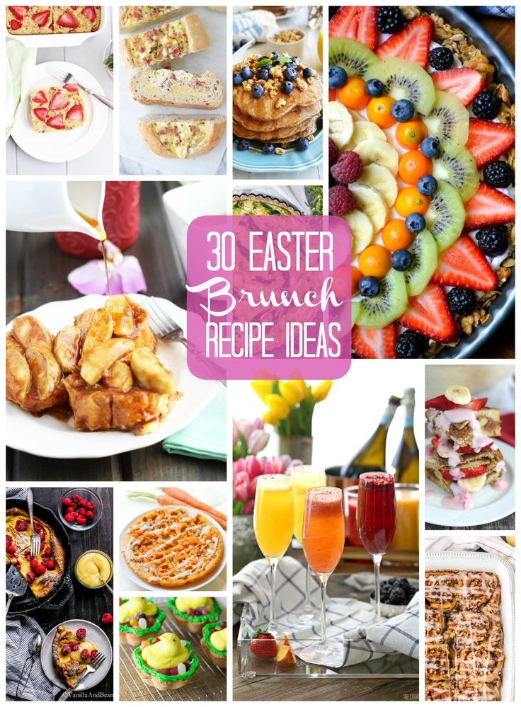 Best 25+ Easter brunch ideas on Pinterest | Easter quiche recipes, Vegetarian brunch recipes and ...