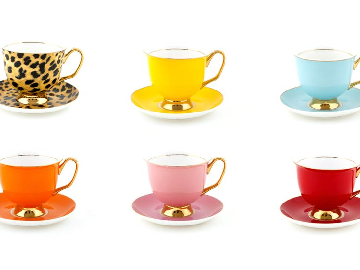 Our #range of #XL #teacup and #saucer #sets lyndalt.com