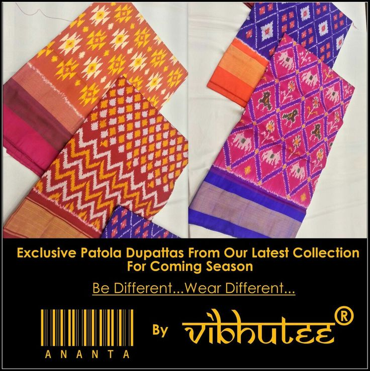 Another One From Our Exclusive Range Of Patola Dupattas. Grab This & Be Different....!!! Only At Vibhutee Designer Sarees Studio  #ExclusivePost #Exclusive #Dupatta #DesignerDupatta #Surprise #Vibhutee #Mulund #MUmbai #India #WeddingDiaries #WeddingFashion #WeddingBells #TraditionalWear #Ananta #WinterFestive #CollectionLaunch #Collection #HandloomDupatta #DupattaTrend #TrendyChokra